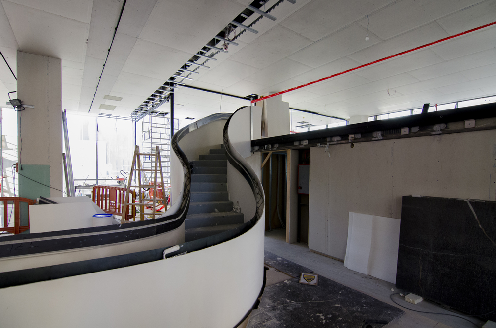 Escalera Empty 3