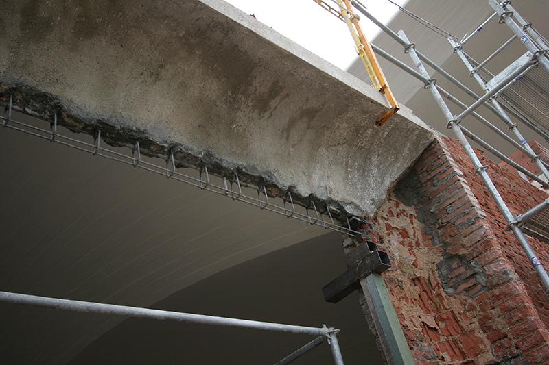 Reparación de hormigón 2_reconstrucción sección