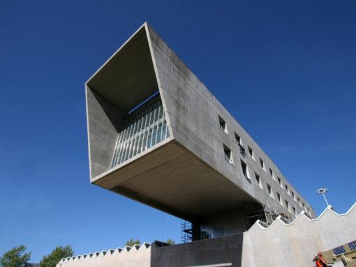 Centro de investigación industrial de la Universidad de Vigo