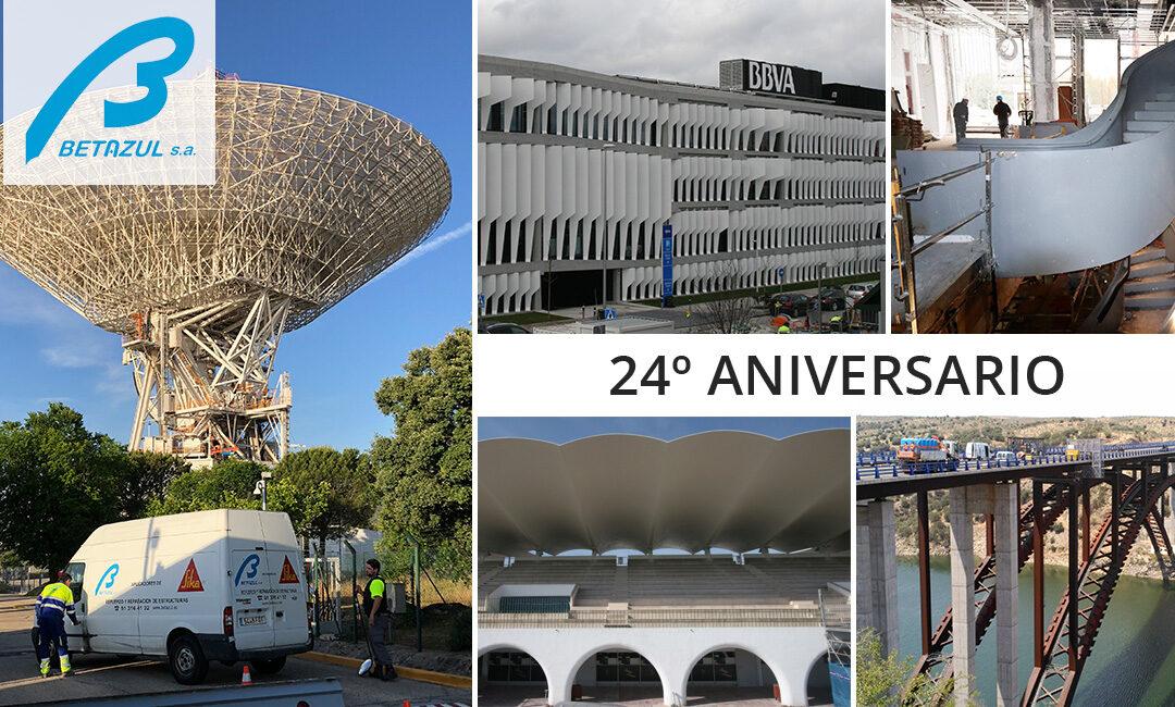 24º Aniversario Betazul